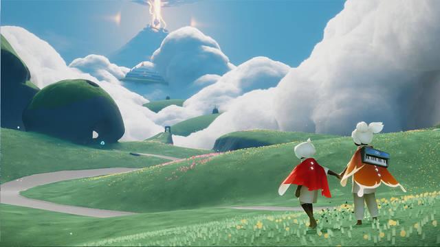 Sky: Children of the Light Nintendo Switch fecha de lanzamiento