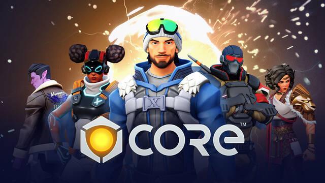 Core Games descargar gratis epic games store