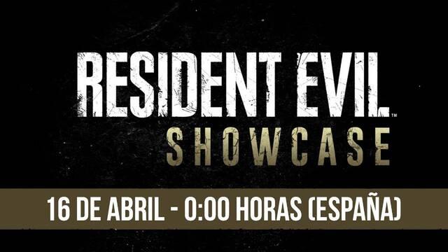 Resident Evil Showcase directo en español
