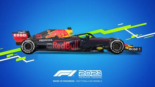 F1 2021 anunciado para PS5, Xbox Series X/S, PS4, Xbox One y PC.
