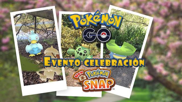 Pokémon GO: Evento especial celebración de New Pokémon Snap; fecha y detalles