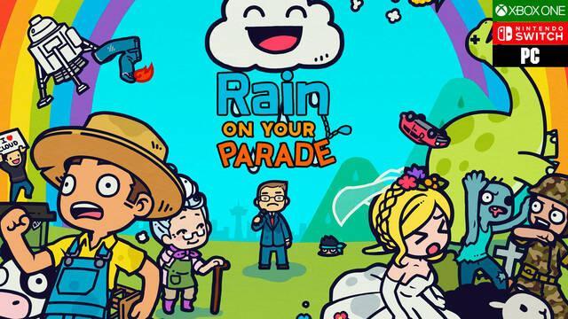 Aguafiestas: Rain on Your Parade