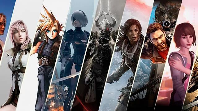 Varias compañías están interesadas en comprar Square Enix, según informaciones