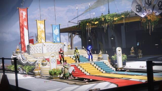 Destiny 2 Juegos de guardianes
