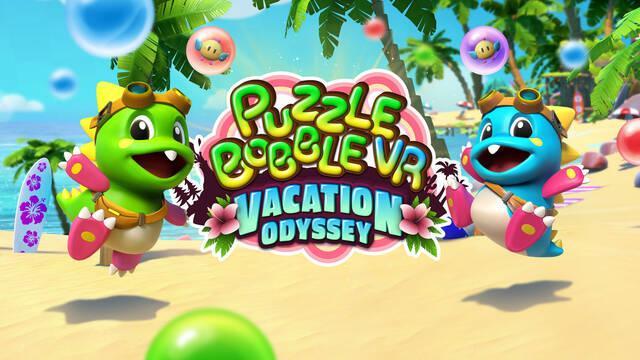 Puzzle Bobble VR: Vacation Odyssey tráiler fecha de lanzamiento