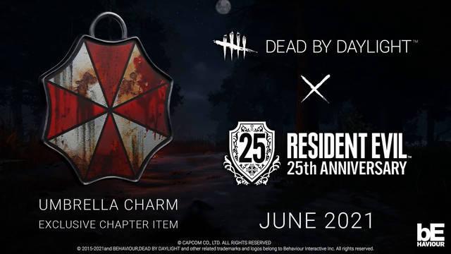 Dead by Daylight anuncia colaboración con la saga Resident Evil