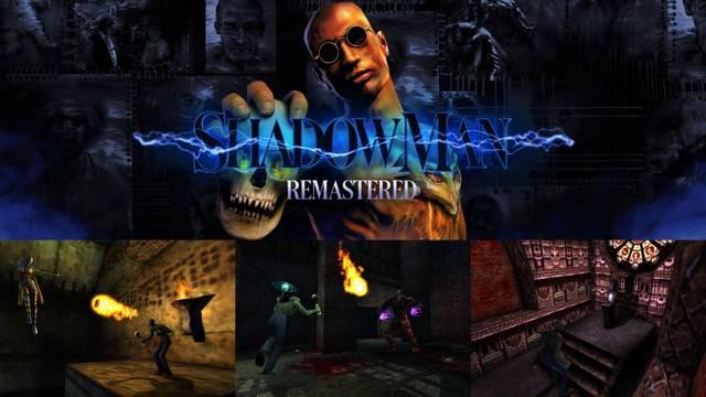 Comparan Shadow Man Remastered, ya a la venta, con los gráficos del original