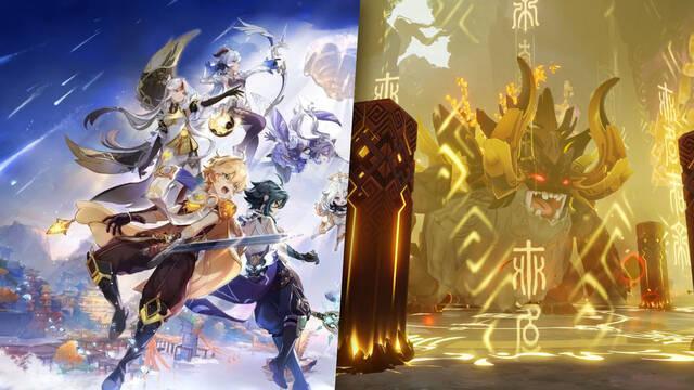 Genshin Impact recibirá su versión 1.5 el 28 de abril.