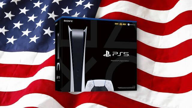Ventas de hardware de videojuegos en Estados Unidos durante marzo de 2021.