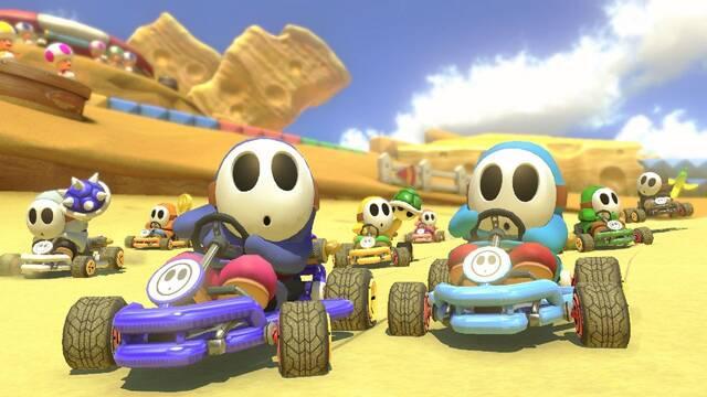 Mario Kart 8 Switch más vendido carreras Estados Unidos