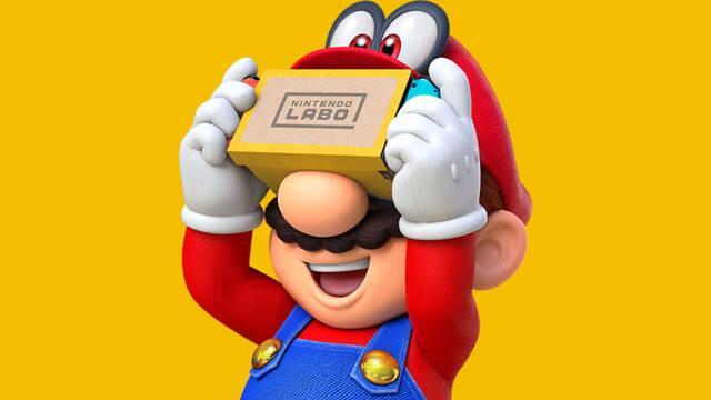 Nintendo planearía decir adiós a Labo, pero no sin antes publicar un 'pequeño' anuncio.