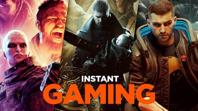 Ofertas Instant Gaming 16 abril 2021