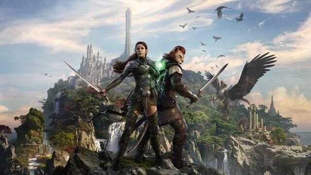 The Elder Scrolls Online y su actualización de PS5 y Xbox Series X/S