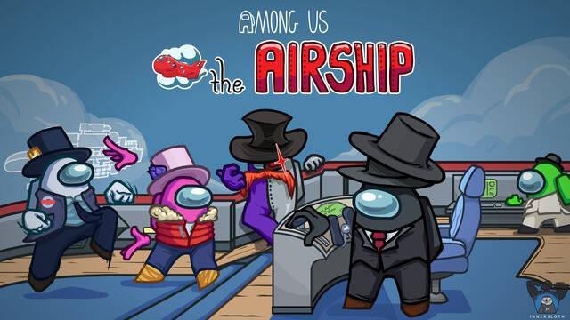 Among Us y la actualización Airship