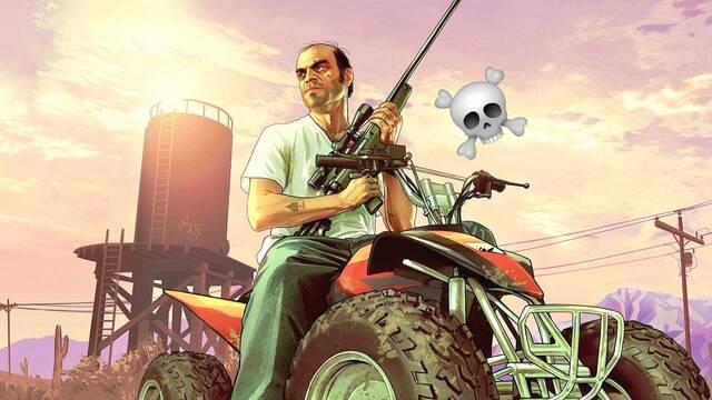 Puedes matar a 700 personas en Grand Theft Auto V en pacifista