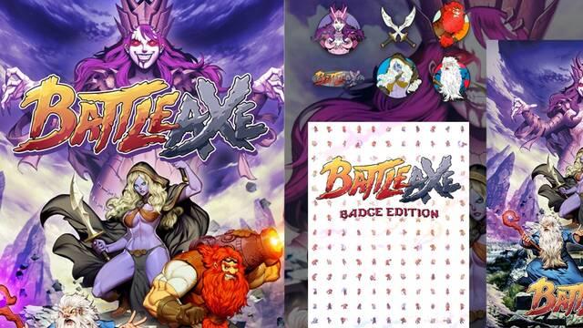 Battle Axe ya se puede reservar en GAME.