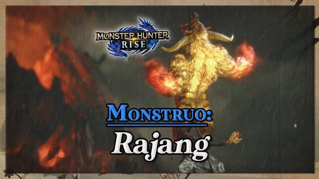 Rajang en Monster Hunter Rise: cómo cazarlo y recompensas