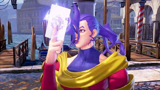 Street Fighter 5 muestra a Rose en acción; hoy se suma a la plantilla