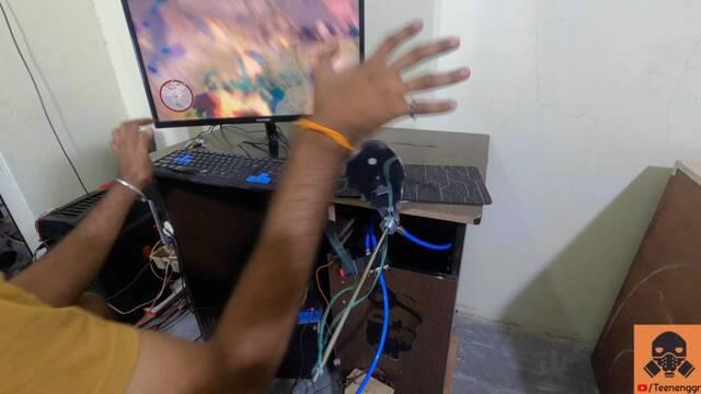 Crean un sistema para simular el retroceso de un rifle francotirador en videojuegos