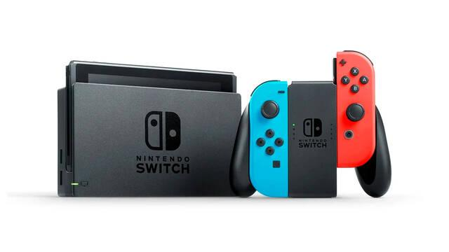 Nintendo Switch actualiza su firmware a la versión 12.0.1, ya disponible