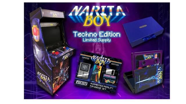 Narita Boy y su Techo Edition de 11.000 dólares