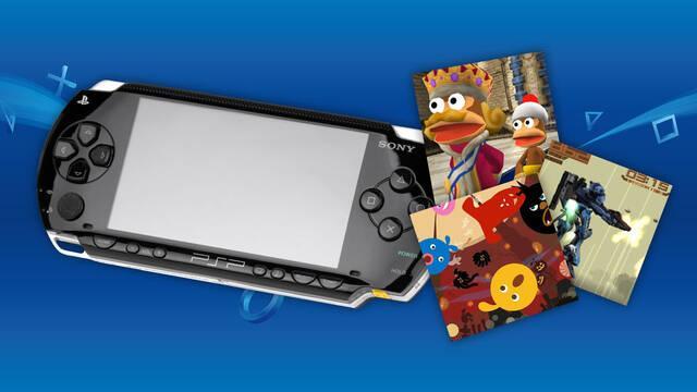 35 juegos digitales de PSP quedarán inaccesibles tras el cierre de PS Store en julio.