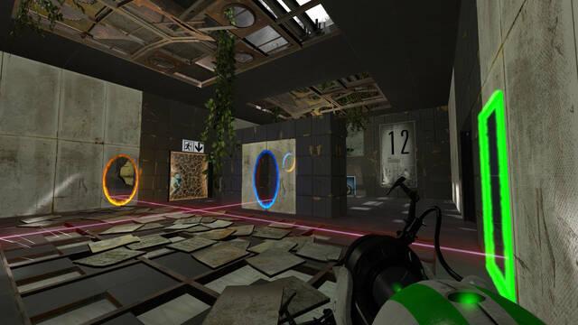 Portal Reloaded, el mod de Portal 2 ideal para celebrar el décimo aniversario del juego de Valve.