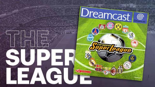 El videojuego European Super League predijo la Superliga hace 21 años.