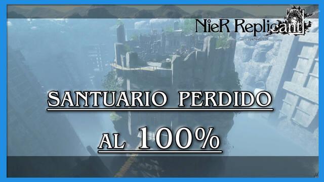 NieR Replicant: Santuario Perdido al 100%