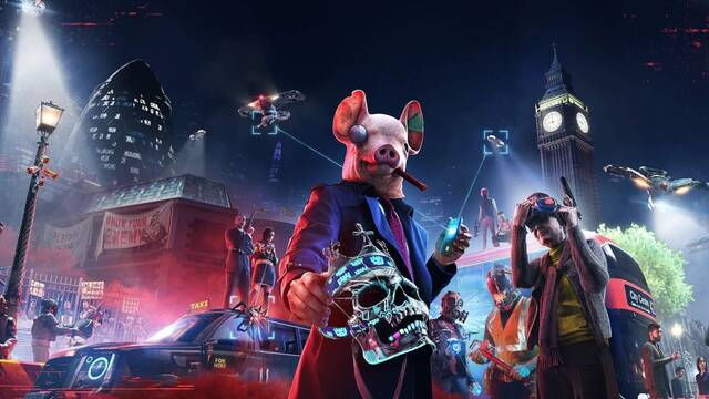 Watch Dogs Legion recibirá una actualización con modo 60 fps en PS5 y Xbox Series X/S