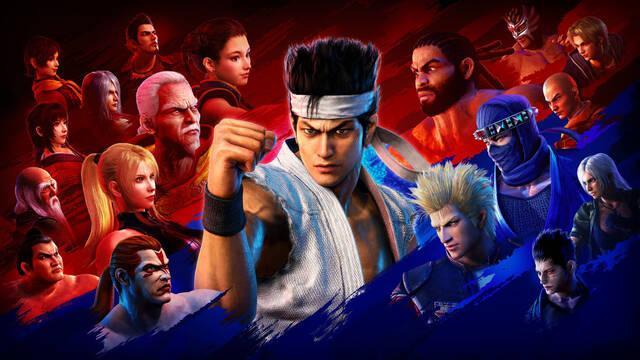 Virtua Fighter eSports PlayStation Store PS4