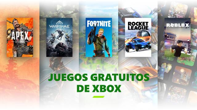 Xbox Live Gold multijugador online gratis free to play