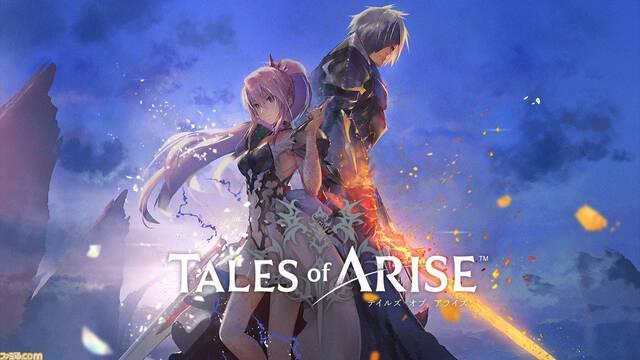 Tales of Arise fecha de lanzamiento versiones PS5 Xbox Series X/S