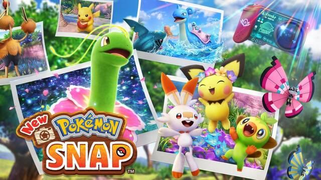 New Pokémon Snap extenso tráiler de 6 minutos