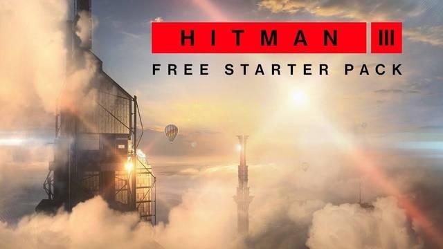 Juega gratis a Hitman 3 gracias a su Starter Pack