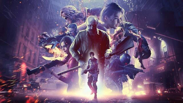 Nueva beta de Resident Evil RE: Verse