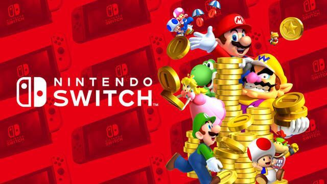 Switch cuenta ya con más de 5000 juegos en su catálogo.