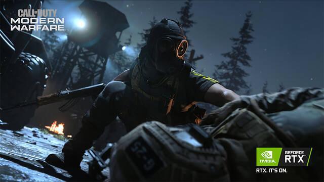 Call of Duty Warzone Modern Warfare Nvidia DLSS