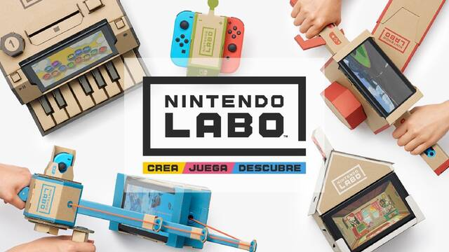Nintendo Labo Switch