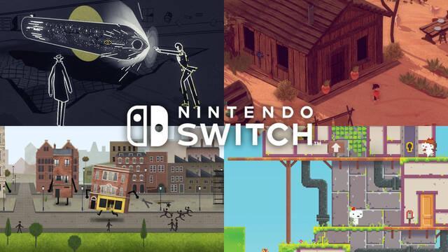 10 joyas de la eShop de Nintendo Switch.