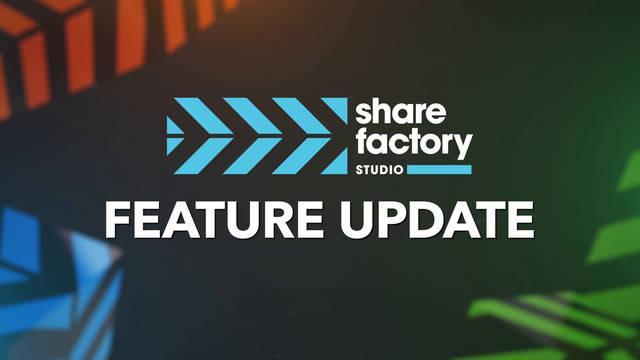 Share Factory Studio, la aplicación para editar vídeo, se actualiza en PS5