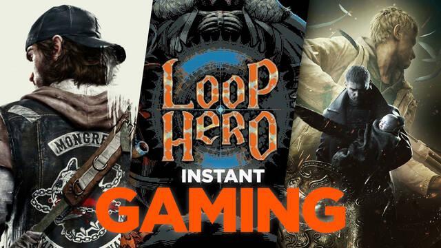 TOP 10 ofertas Instant Gaming para el fin de semana