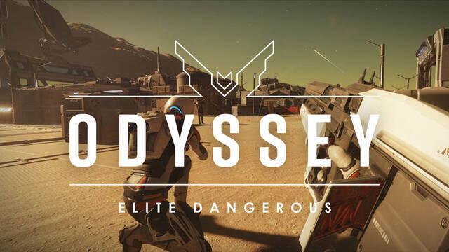 Elite Dangerous: Odyssey se lanzará el 19 de mayo en PC.
