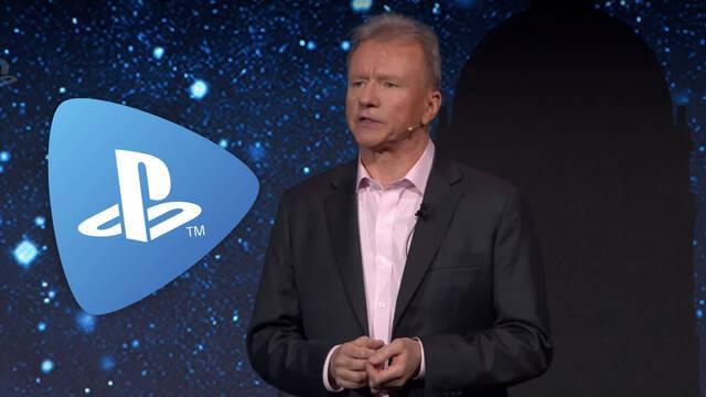 Jim Ryan habla del futuro del juego en la nube en PlayStation.