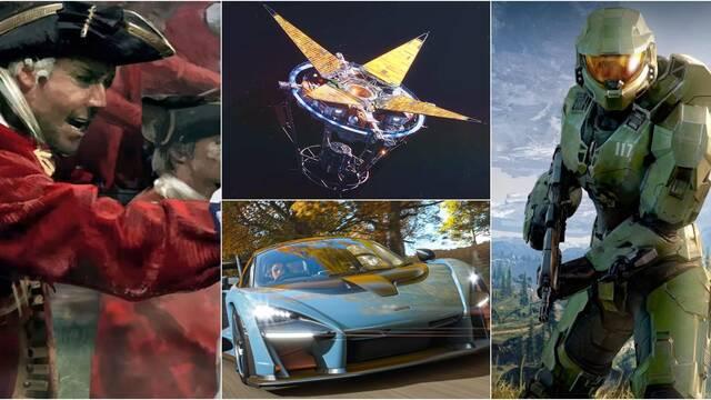 Los juegos de Xbox en la conferencia del E3 2021