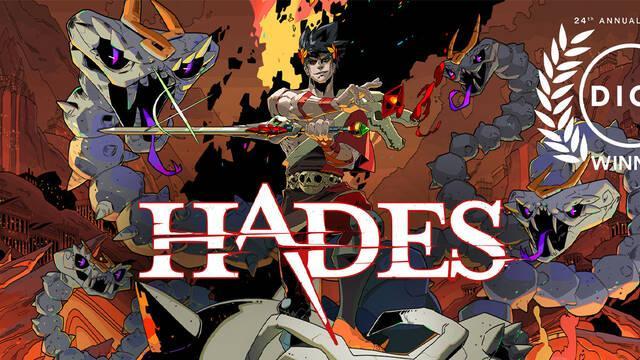 Hades Premios DICE GOTY Juego del Año Ganadores