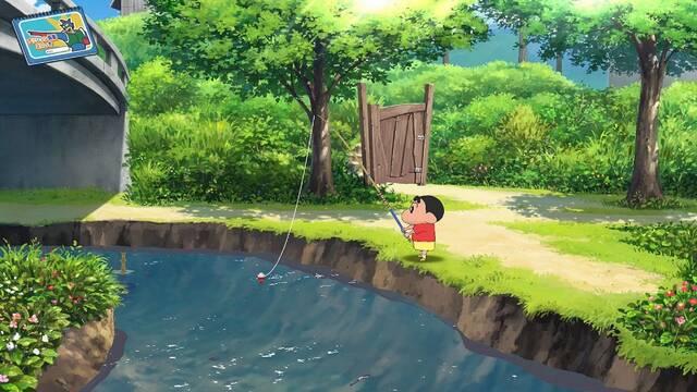 Crayon Shin-chan: Ora to Hakase no Natsuyasumi – Owaranai Nanokakan no Tabi fecha de lanzamiento