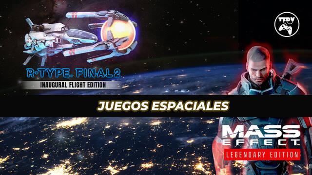 Mass Effect Legendary Edition R-Type Final 2 Reservar Tu Tienda de Videojuegos