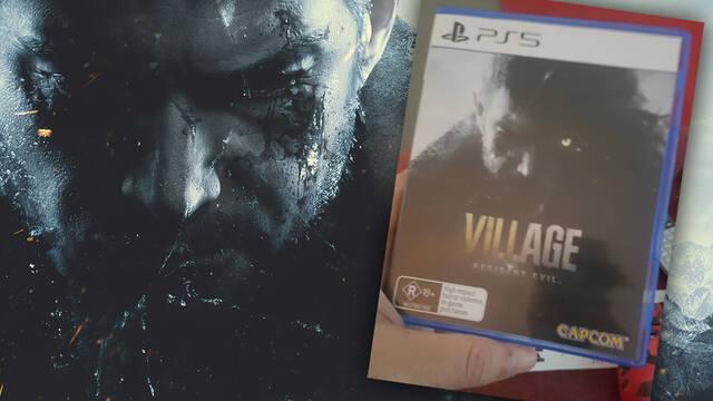 Tiendas australianas venden Resident Evil 8: Village dos semanas antes de su lanzamiento.