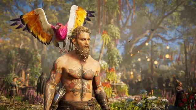 Ubisoft habla sobre las actualizaciones de Assassin's Creed Valhalla.